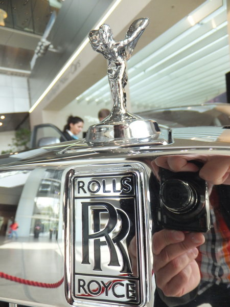 rolls-royce, phantom