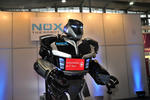 Eventmaschine: Nox, the Robot.