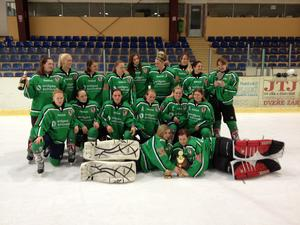 Grandioser 2. Platz beim Internationalen Eishockey-Damen-Turnier in Tachov