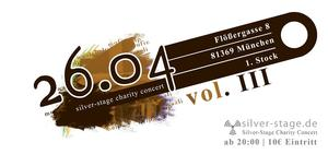 SILVER-STAGE CHARITY CONCERT VOL.3