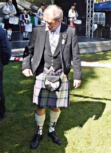 Highland-Gathering in Peine 2014