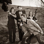 Foghorn Stringband , Photo by  Mike Melnyk ( Pressefoto)