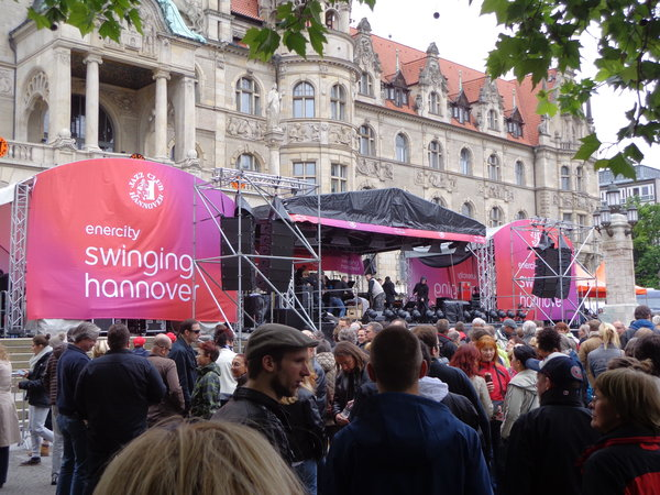 jazzmusik, hannover-city, jazz-open-air