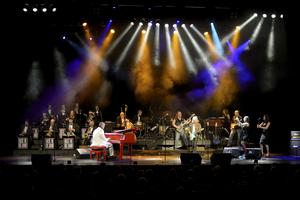 ROCK THE BIG BAND @ on the ROCKS OPEN 3 / Achtung , Ersatztermin 4. August !!