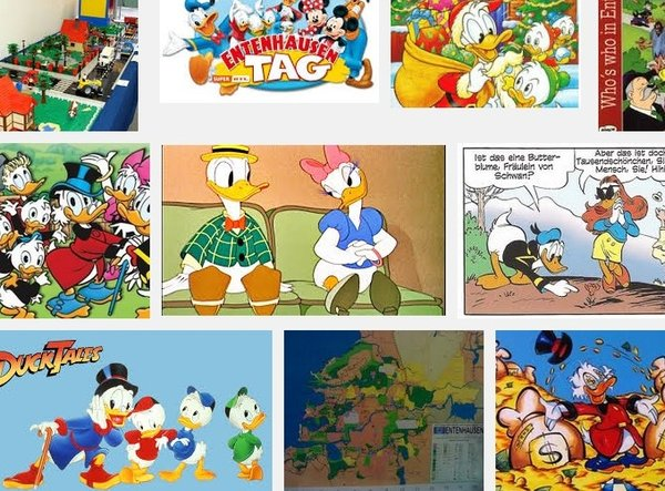donald-duck, comic-held