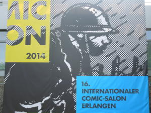 16. Internationaler Comic-Salon in Erlangen