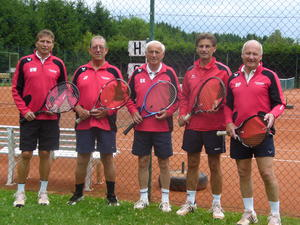 Fulminanter Saisonendspurt beim Tennisclub Frauenstetten