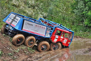 Internationale Truck-Trial Meisterschaft in Teuchern