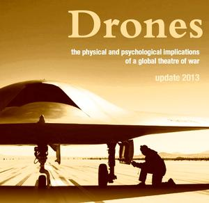 Titelbild der Medact-Studie 'Drones - the physical and psychological implications of a global theatre of war'