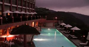 Amaya-Hotel in Kandy