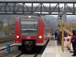Main-Ohm-Express in Marburg (22.4.2014)