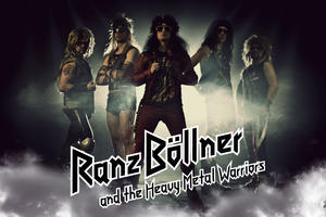 RANZ BÖLLNER and The Heavy Metal Worriors @ on the Rocks Open 3