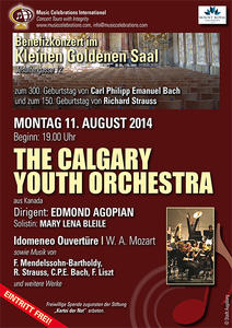 The Calgary Youth Orchestra