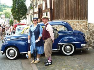 'Golden Oldies' in Wettenberg: Impressionen