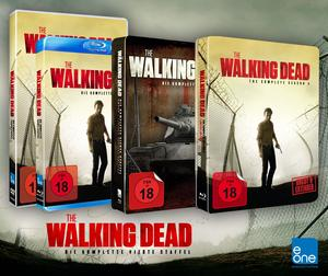 NEWS - The Walking Dead - Staffel 4 - DVD und BluRay ab November