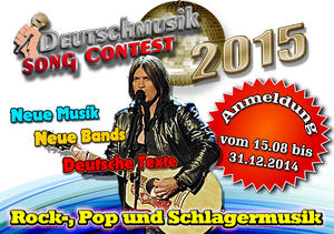 Deutschmusik Song Contest 2015