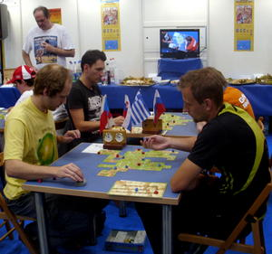 Carcassonne EM in Essen 2013 (Archivbild)