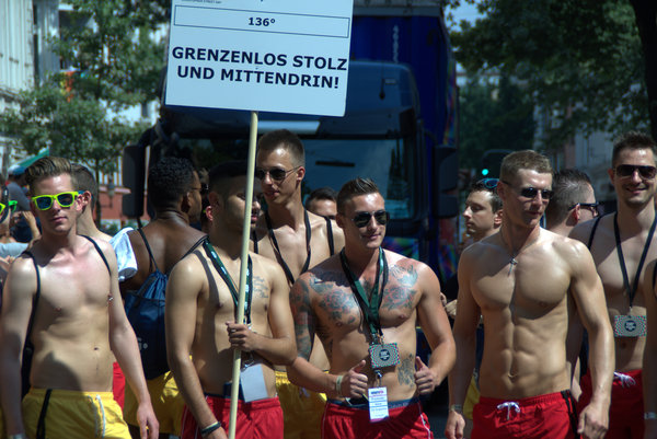 Christopher Street Day at it´s best