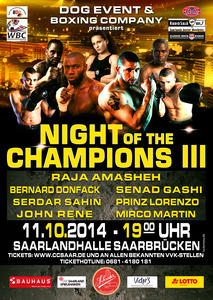 Night Of The Champions Vol. 3