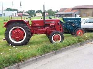 International Harvester / McCormick