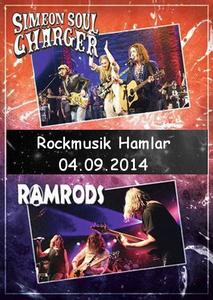 Donnerstag 04.09.2014 - Simeon Soul Charger & Ramrods (live)