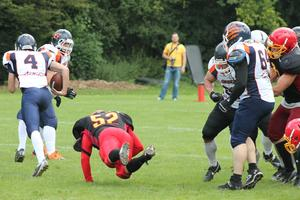 Hannover Grizzlies 97 vs Jade Bay Buccaneers
