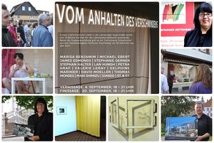 Vernissage - Lamspringer September 2014 - Kunstausstellung