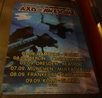 Endlich live: Four Chords von The Axis of Awesome
