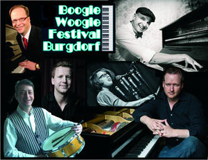 3. Burgdorfer Boogie Woogie Festival