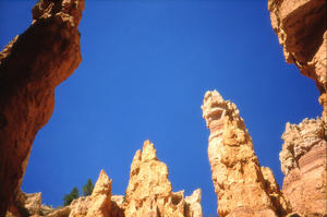 Hoodoos am Navajo-Trail
