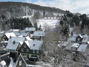 Beyenburg im Winter
