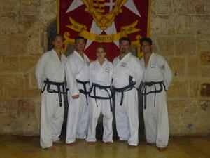 TWIN Taekwondo Camp Malta