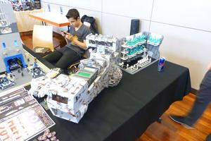 Spacedays 2014 - internationale Modellbautage