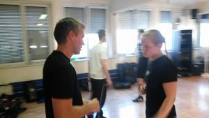 Krav Maga-Training