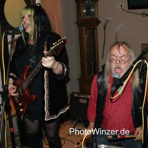 Die Rocklegenden Anca & Dete live im Cafe Central Empelde