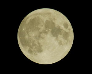 Vollmond: 6. November 2014, 23.23 Uhr