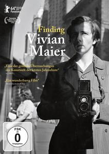 DVD-Cover 'Finding Vivian Maier'