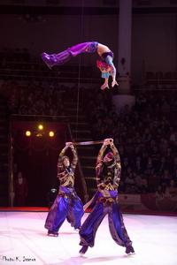 Moscow Circus on Ice 'Fantasy'