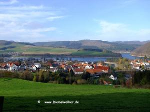Heringhausen am Diemelsee   November 2014