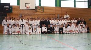 Internationaler Budo-Lehrgang-Burgau