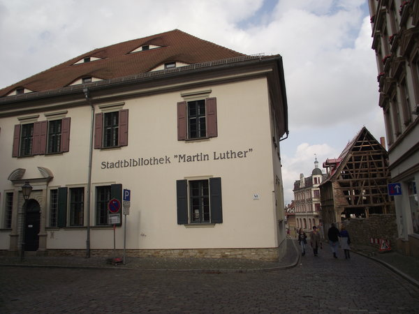 luther, zeitz