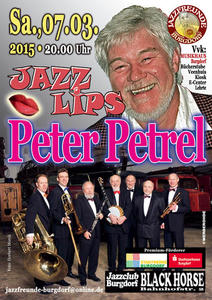"JAZZ LIPS mit Peter ""Banjo"" Meyer und PETER PETREL in Burgdorf"