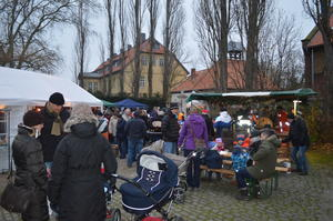 Adventsmarkt in Koldingen 2014