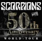 SCORPIONS - The 50th Anniversary – World Tour 2015/2016