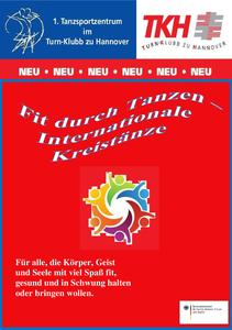 Fit durch Tanzen – Internationale Kreistänze