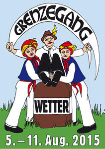 GRENZEGANG WETTER 5.-11. August 2015