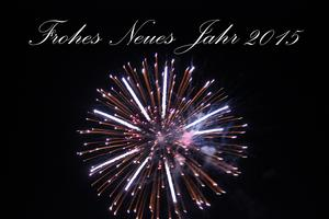 Frohes Neues Jahr/ Happy New Year