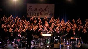 Kammerchor Friedberg meets Rockchor Speyer -