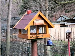 Wildpark Christianental in Wernigerode Teil 1
