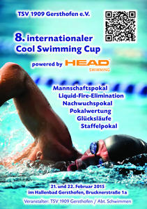 Cool-Swimming-Cup in Gersthofen